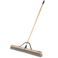 "Rubbermaid® Fine Polyethylene Bristle Push Broom - 36"""