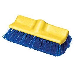 "Rubbermaid® Floor Scrub - 10"", Polypropylene, Bi-Level"