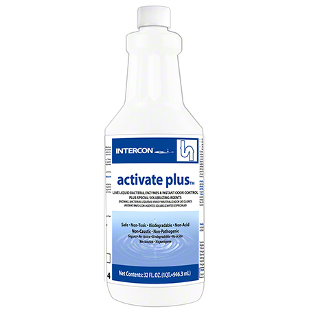 Intercon™ Activate Plus™ Liquid Bacteria/Enzymes