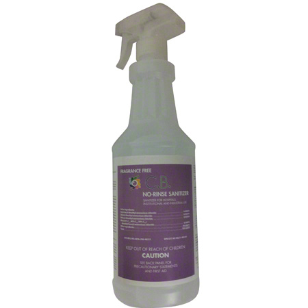 Intercon™ No-Rinse Sanitizer - 32 oz.