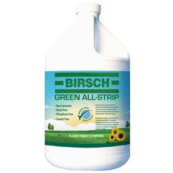 Birsch® Green All-Strip Floor Finish Stripper - Gal.