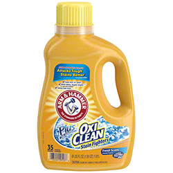 Arm & Hammer™ Laundry Detergent Plus OxiClean™ HE