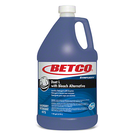 Betco® Symplicity™ Duet-L w/Bleach Alternative - Gal.