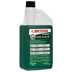 Betco® Daily Scrub SC Floor Cleaner - Qt. FastDose™