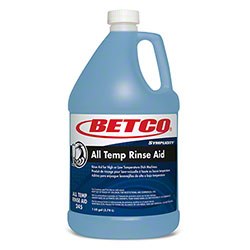 Betco® Symplicity™ All Temp Rinse Aid 315 - Gal.