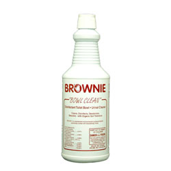 Brown Supply (4) Bowl Cleaner - Qt.