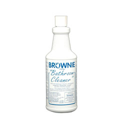 Brown Supply Total Bathroom Cleaner - Qt.