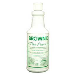 Brownie Pine Power Cleaner - Qt.