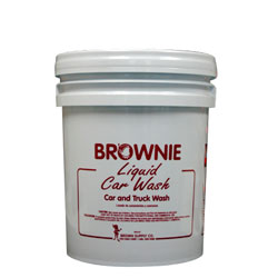 Brown Supply Car & Truck Wash - 5 Gal. Pail