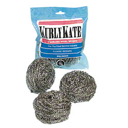 Franklin Kurly Kate® Steel Sponges - Medium
