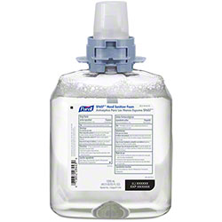 GOJO® Purell® SF607™ Hand Sanitizing Foam - 1200 mL FMX-12™