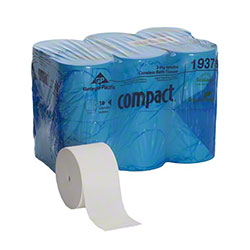 GP Compact® Coreless High Capacity 2 Ply Toilet Paper