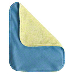 """Microfiber & More 2 Sided Cloth - 8"""" x 10"""""""