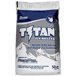 Ossian Titan® Ice Melter  - 50 lb. Bag