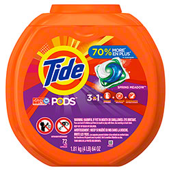 P&G Tide® PODS Laundry Detergent - 72 ct., Spring Meadow