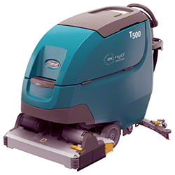 "Tennant T500 Walk-Behind Floor Scrubber - 28"" Cylindrical"