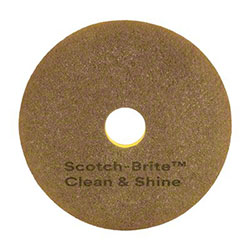 Scotch-Brite™ Clean & Shine Pad - 13""