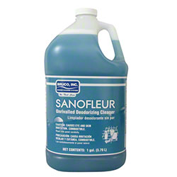 Bruco Sanofleur Unrivalled Deodorizing Cleaner - Gal.