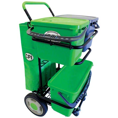 CPI eMINI XL Metal Dolly w/6 Gal. Bucket & Lid