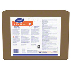 Diversey™ Stride® Citrus Neutral Cleaner - 5 Gal. BIB
