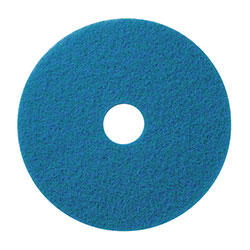 SSS® Blue Cleaning Floor Pad - 14""