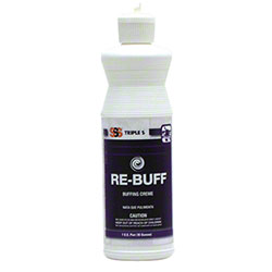 SSS® Re-Buff Hi-Speed Buffing Crème - Pint
