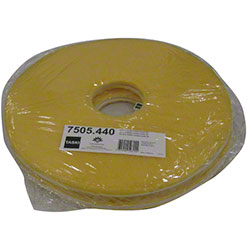 "Taski 20"" Microfiber Contact Cleaning Pad For Swingo 855B"