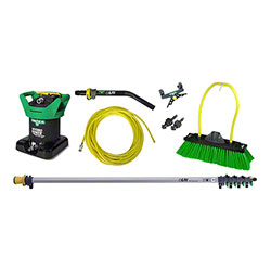 Unger® HydroPower® Ultra Entry Kit - 20'