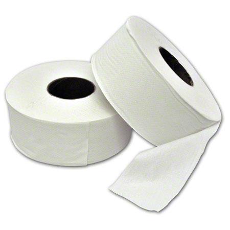 "Affex Jumbo Roll Tissue - 3.75"" x 2000', 2 Ply"