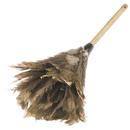 Carlisle Flo-Pac® Ostrich Feather Duster - 26""