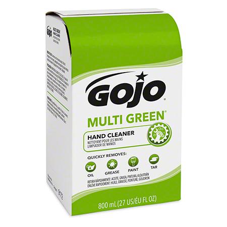 GOJO® Multi Green® Hand Cleaner - 800 mL BIB