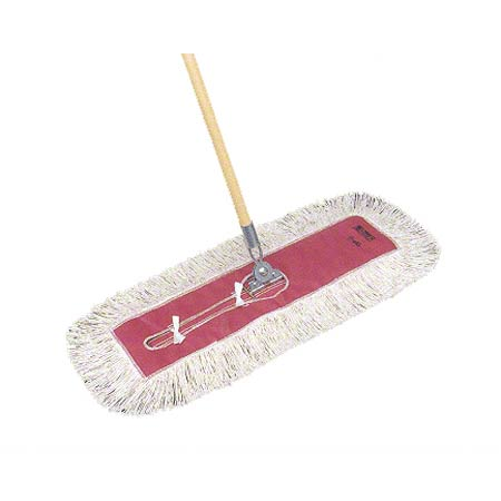 Golden Star® Invincible Dust Mop - Set-O-Swiv® 18