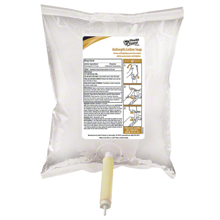 Kutol Soft & Silky Antiseptic Lotion Soap -800 mL Bag-in-Box