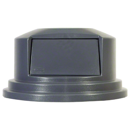 Rubbermaid® Dome For 2655 BRUTE® Round Cont. - Gray