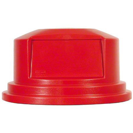 Rubbermaid® Dome For 2655 BRUTE® Round Cont. - Red