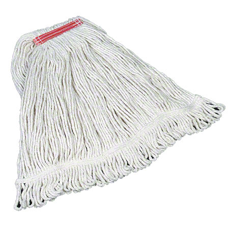 Rubbermaid® Super Stitch® Cotton Mop - Medium, 1""