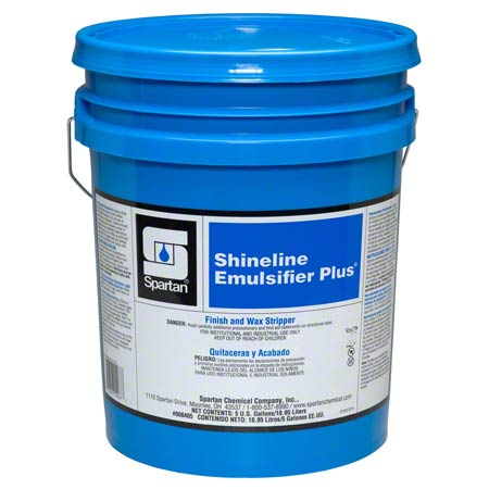 Spartan Shineline Emulsifier Plus® Stripper - 5 Gal.