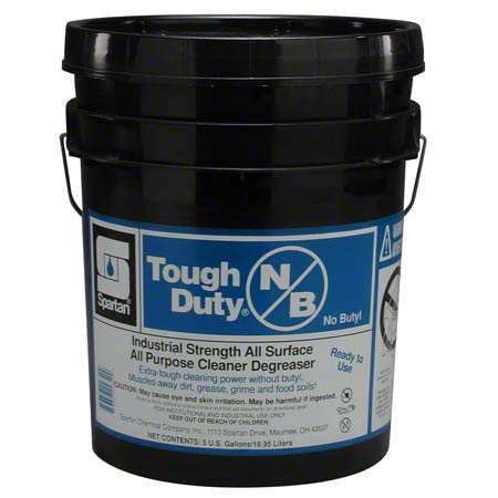 Spartan Tough Duty® NB Cleaner & Degreaser - 5 Gal.