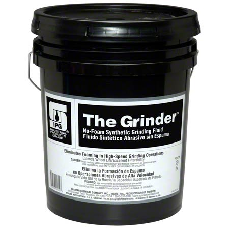 Spartan The Grinder Synthetic Grinding Fluid - 5 Gal.