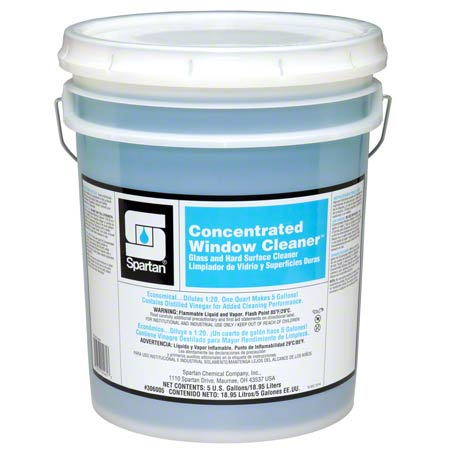 Spartan Concentrated Window Cleaner - 5 Gal.