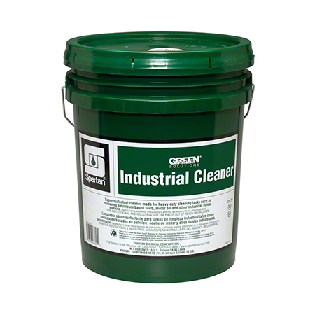 Spartan Green Solutions® Industrial Cleaner - 5 Gal.