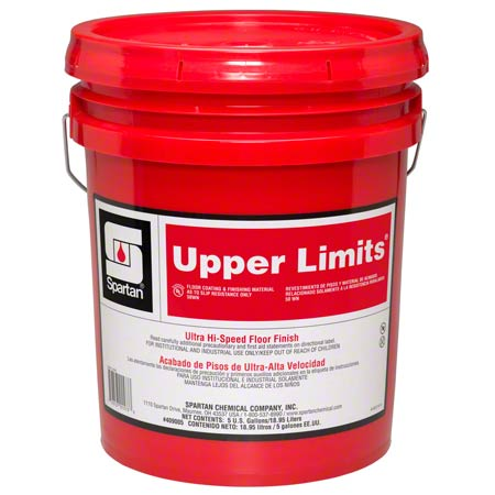 Spartan Upper Limits® Floor Finish - 5 Gal.