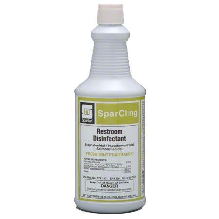 Spartan SparCling® Restroom Cleaner - Qt.