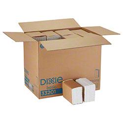 GP Pro™ Dixie Basic® Tall Fold 1 Ply Dispenser Napkin
