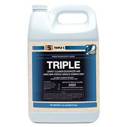 SSS® Triple Carpet Cleaner/Deodorizer & Disinfectant - Gal
