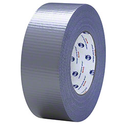 Intertape® AC20 Cloth Tape - 72mm x 60 yds., Silver