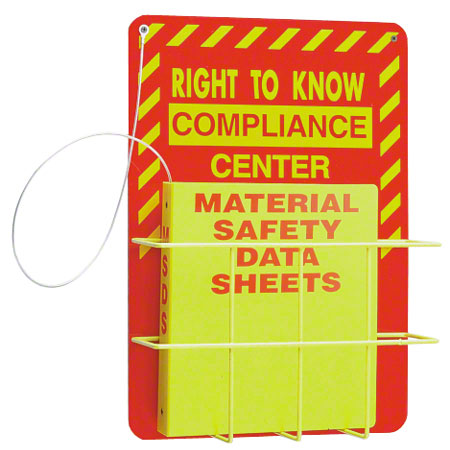 Impact® Deluxe Right To Know Center