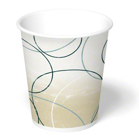 International Paper Cold Cup - 5 oz., Champagne™