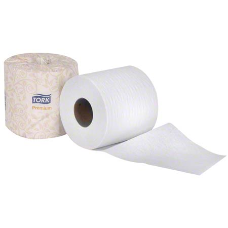 "Tork® Premium 2 Ply Soft Roll Bath Tissue - 4.5"" x 3.8"""