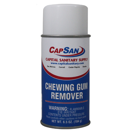 CHEWING GUM REMOVER 6OZ 12/CS AEROSOL